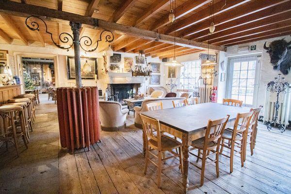 Photo d'une salle à louer à Hansbeke, Flandre Orientale, Dans la ferme de Katleen 20278
