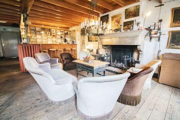 Photo d'une salle à louer à Hansbeke, Flandre Orientale, Dans la ferme de Katleen 20279
