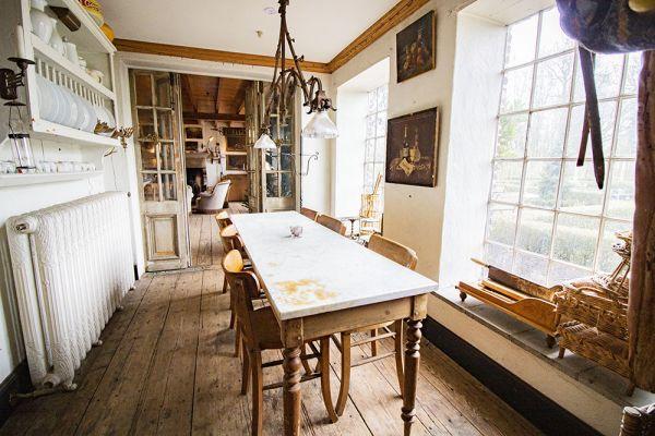 Photo d'une salle à louer à Hansbeke, Flandre Orientale, Dans la ferme de Katleen 20280