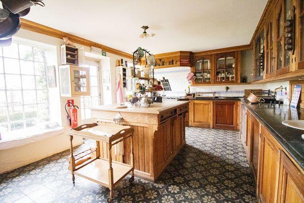Photo d'une salle à louer à Hansbeke, Flandre Orientale, Dans la ferme de Katleen 20282
