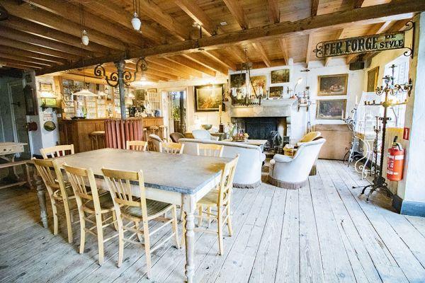 Photo d'une salle à louer à Hansbeke, Flandre Orientale, Dans la ferme de Katleen 20285