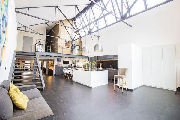 Photo d'une salle à louer à Lillois-Witterzée, Brabant Wallon, Dans le loft de Caro 20354