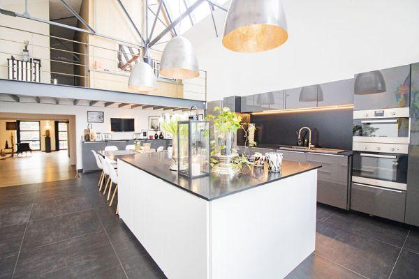 Photo d'une salle à louer à Lillois-Witterzée, Brabant Wallon, Dans le loft de Caro 20355