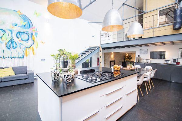 Photo d'une salle à louer à Lillois-Witterzée, Brabant Wallon, Dans le loft de Caro 20356
