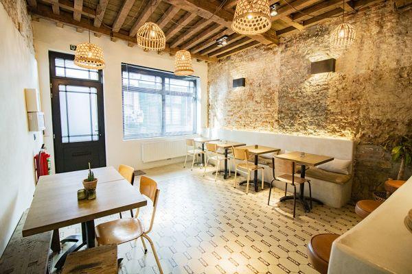 Photo d'une salle à louer à Antwerp, Anvers, Dans la maison de Sam 20399