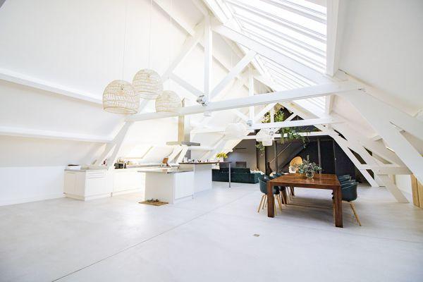 Photo d'une salle à louer à Anderlecht, Bruxelles, Dans le loft d'Elo 20615