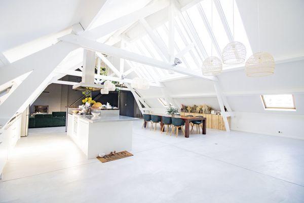 Photo d'une salle à louer à Anderlecht, Bruxelles, Dans le loft d'Elo 20618