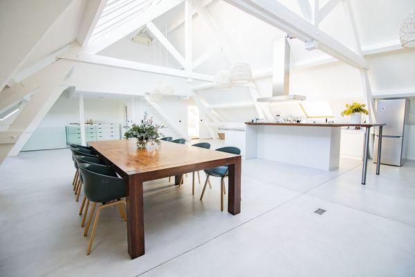 Photo d'une salle à louer à Anderlecht, Bruxelles, Dans le loft d'Elo 20622