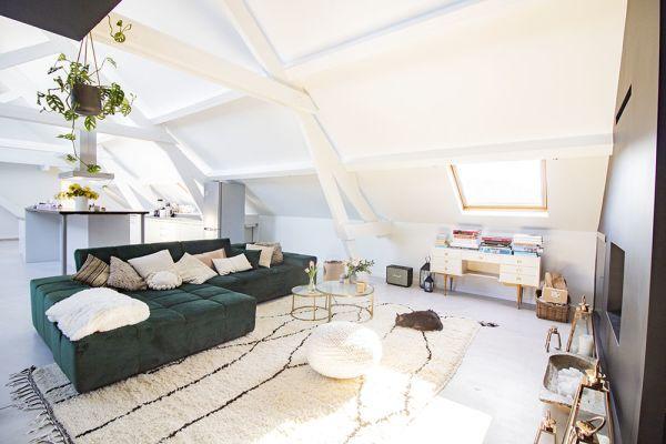 Photo d'une salle à louer à Anderlecht, Bruxelles, Dans le loft d'Elo 20625