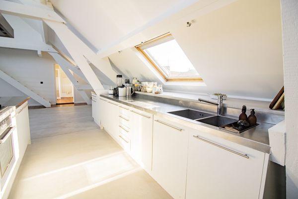 Photo d'une salle à louer à Anderlecht, Bruxelles, Dans le loft d'Elo 20628