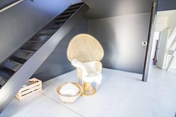 Photo d'une salle à louer à Anderlecht, Bruxelles, Dans le loft d'Elo 20630