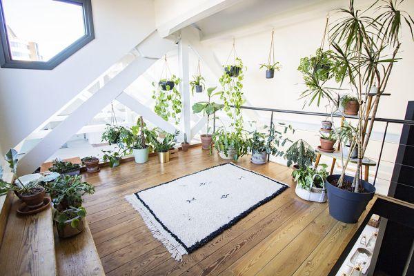 Photo d'une salle à louer à Anderlecht, Bruxelles, Dans le loft d'Elo 20631