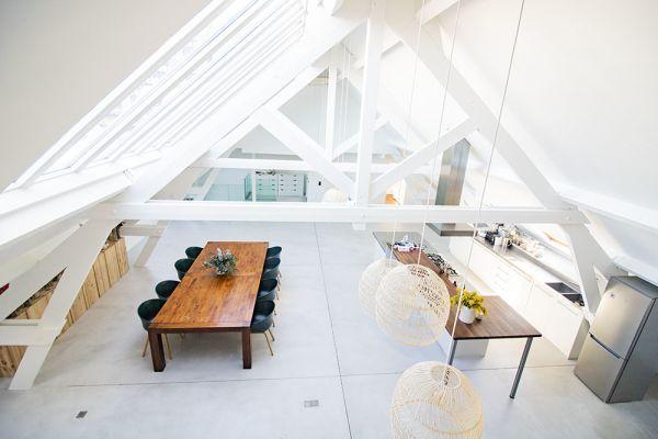 Photo d'une salle à louer à Anderlecht, Bruxelles, Dans le loft d'Elo 20632