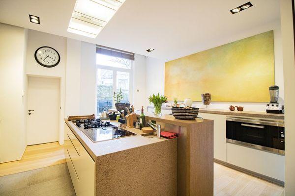 Photo d'une salle à louer à Elsene, Bruxelles, Dans la maison de Quentin 20653