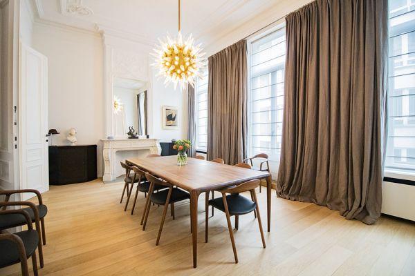 Photo d'une salle à louer à Elsene, Bruxelles, Dans la maison de Quentin 20655