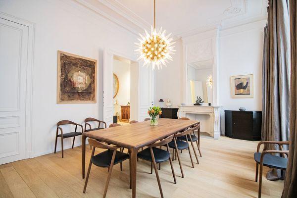 Photo d'une salle à louer à Elsene, Bruxelles, Dans la maison de Quentin 20656