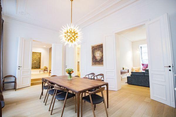 Photo d'une salle à louer à Elsene, Bruxelles, Dans la maison de Quentin 20657