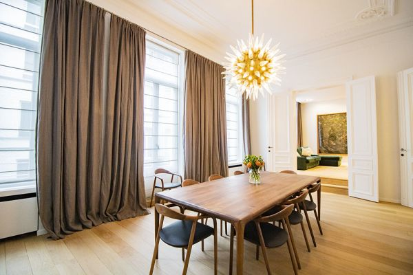 Photo d'une salle à louer à Elsene, Bruxelles, Dans la maison de Quentin 20658