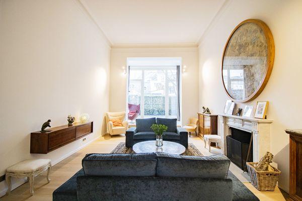 Photo d'une salle à louer à Elsene, Bruxelles, Dans la maison de Quentin 20659