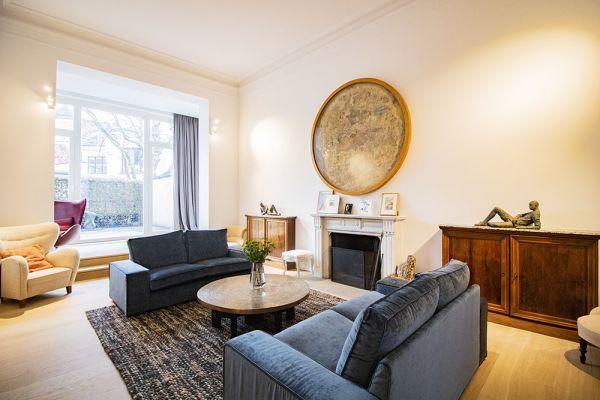 Photo d'une salle à louer à Elsene, Bruxelles, Dans la maison de Quentin 20660