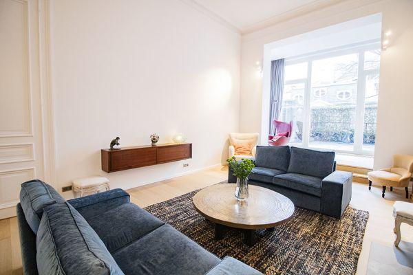 Photo d'une salle à louer à Elsene, Bruxelles, Dans la maison de Quentin 20661