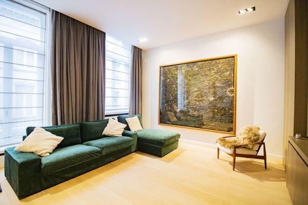 Photo d'une salle à louer à Elsene, Bruxelles, Dans la maison de Quentin 20664