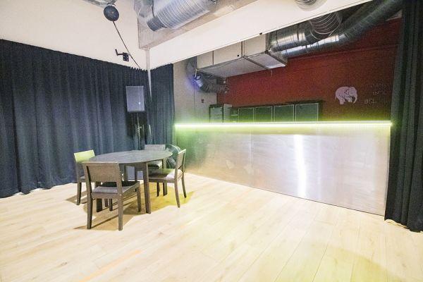 Feestzaal verhuren in Gand, Oost-Vlaanderen, In de studio van Jugurtha 20686