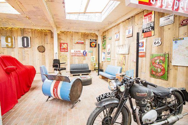 Photo d'une salle à louer à Grammont, Flandre Orientale, Dans le showroom de Ben 20711