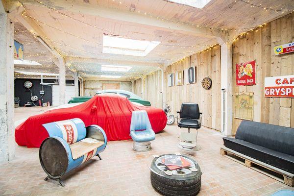 Photo d'une salle à louer à Grammont, Flandre Orientale, Dans le showroom de Ben 20713