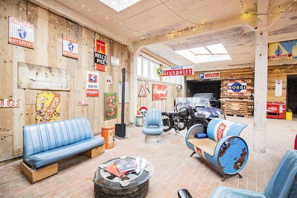 Photo d'une salle à louer à Grammont, Flandre Orientale, Dans le showroom de Ben 20714