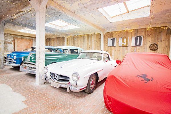 Photo d'une salle à louer à Grammont, Flandre Orientale, Dans le showroom de Ben 20715
