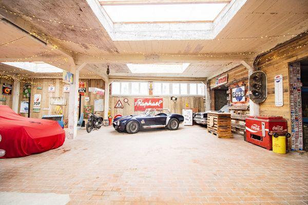 Photo d'une salle à louer à Grammont, Flandre Orientale, Dans le showroom de Ben 20716