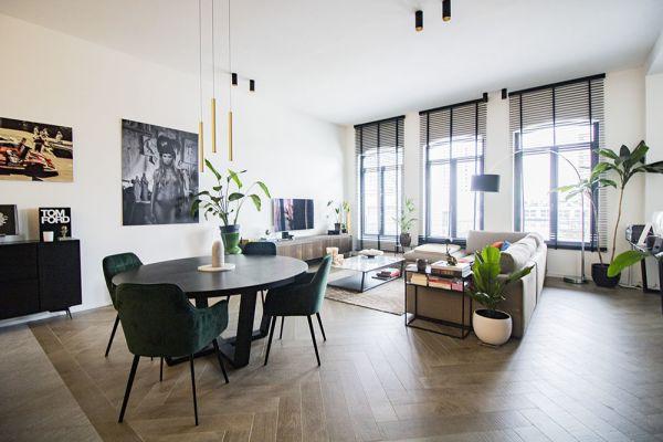 Photo d'une salle à louer à Antwerp, Anvers, Dans l'appartement de Maxim 20728