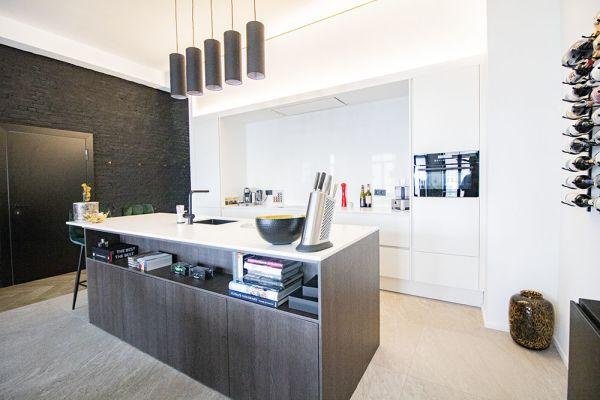 Photo d'une salle à louer à Antwerp, Anvers, Dans l'appartement de Maxim 20730