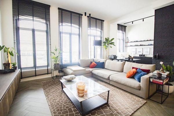 Photo d'une salle à louer à Antwerp, Anvers, Dans l'appartement de Maxim 20732