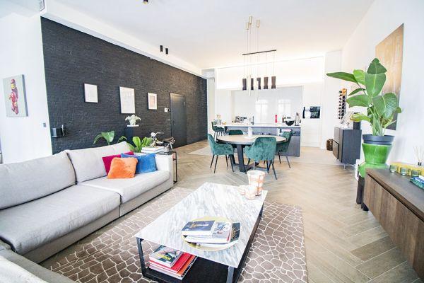 Photo d'une salle à louer à Antwerp, Anvers, Dans l'appartement de Maxim 20733