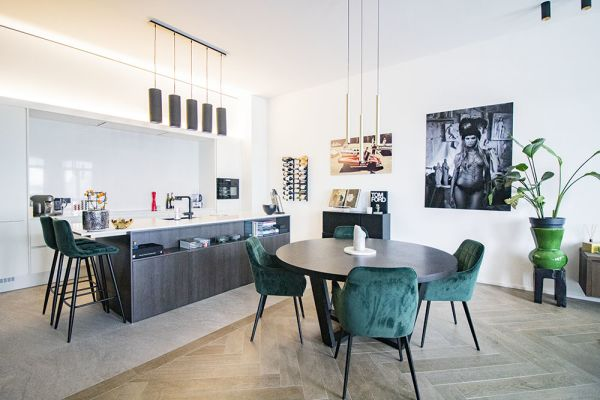 Photo d'une salle à louer à Antwerp, Anvers, Dans l'appartement de Maxim 20734