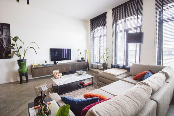 Photo d'une salle à louer à Antwerp, Anvers, Dans l'appartement de Maxim 20735