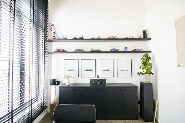 Photo d'une salle à louer à Antwerp, Anvers, Dans l'appartement de Maxim 20736