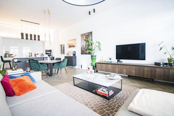 Photo d'une salle à louer à Antwerp, Anvers, Dans l'appartement de Maxim 20737