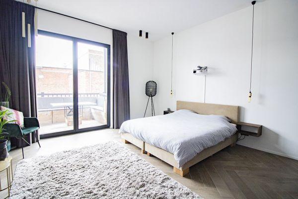 Photo d'une salle à louer à Antwerp, Anvers, Dans l'appartement de Maxim 20739