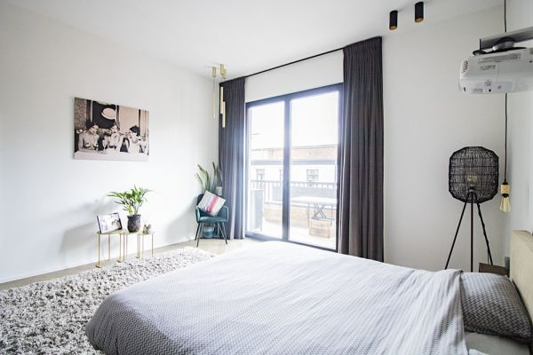 Photo d'une salle à louer à Antwerp, Anvers, Dans l'appartement de Maxim 20740