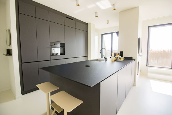 Feestzaal verhuren in Antwerp, Antwerpen, In het appartement van Greet 20755