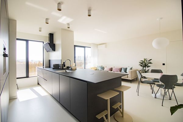 Feestzaal verhuren in Antwerp, Antwerpen, In het appartement van Greet 20756