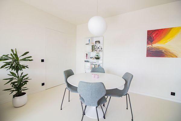 Feestzaal verhuren in Antwerp, Antwerpen, In het appartement van Greet 20759