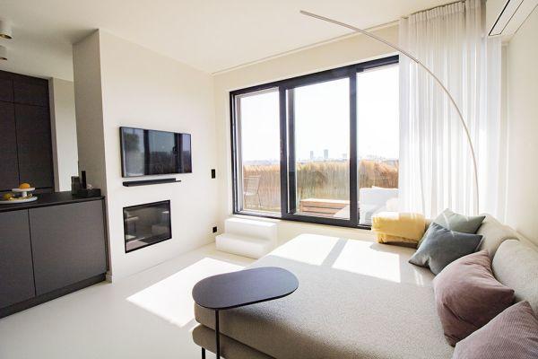 Feestzaal verhuren in Antwerp, Antwerpen, In het appartement van Greet 20760