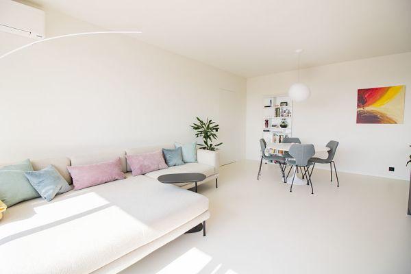 Feestzaal verhuren in Antwerp, Antwerpen, In het appartement van Greet 20761