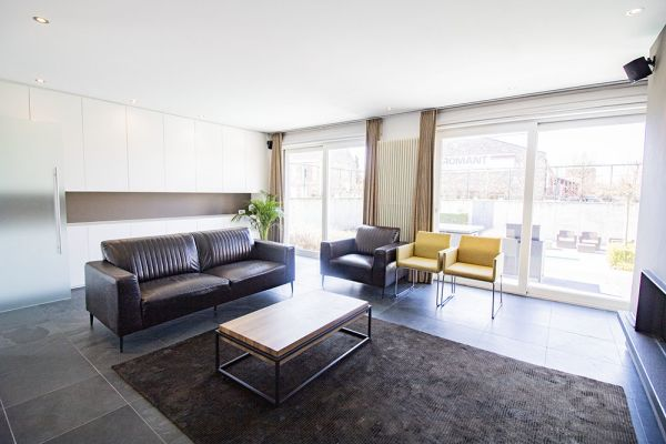 Photo d'une salle à louer à Deerlijk, Flandre Occidentale, Dans la villa d'Aslan 20831