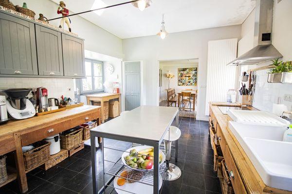 Photo d'une salle à louer à Bierges, Brabant Wallon, Dans la maison de Dominique & Bruno 21018