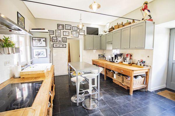 Photo d'une salle à louer à Bierges, Brabant Wallon, Dans la maison de Dominique & Bruno 21021